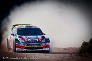 2012 - Rally Mondiale Sardegna